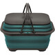 Outwell Collaps - with Handle & Lid gris/bleu